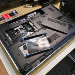 backup av laptop